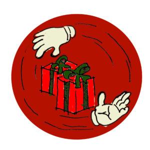 Geschenktausch für Kinder