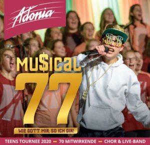 Adonia-Konzert / 9. April