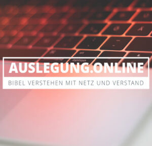 "Workshop ""Auslegung online"" / 23. Nov"