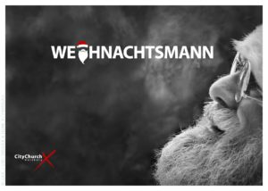 """Flyer """"Weihnachtsmann"""""""