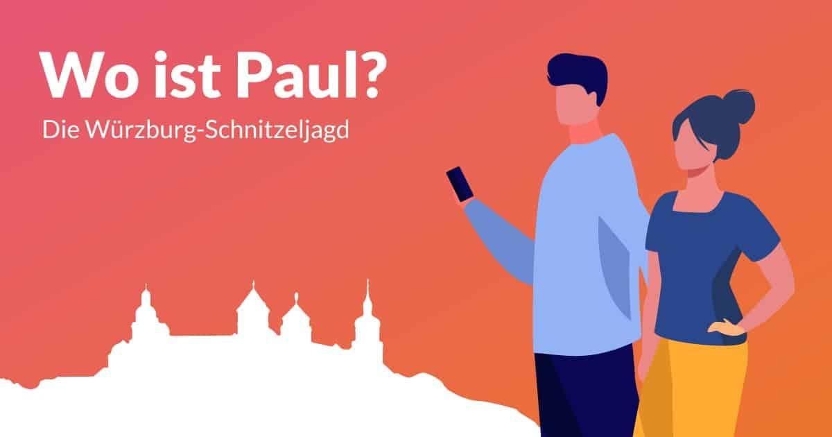 Kostenlose Würzburger Schnitzeljagd