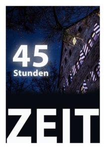 Flyer Freizeit front