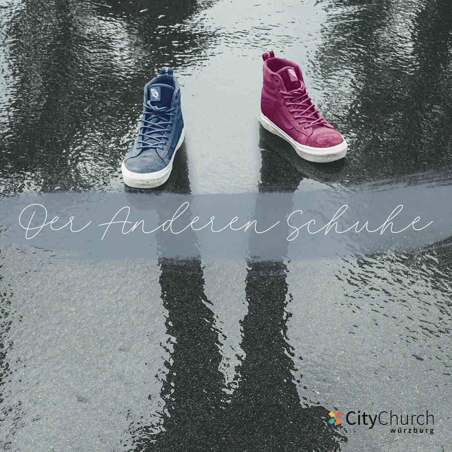 """Themenreihe """"Der anderen Schuhe"""""""