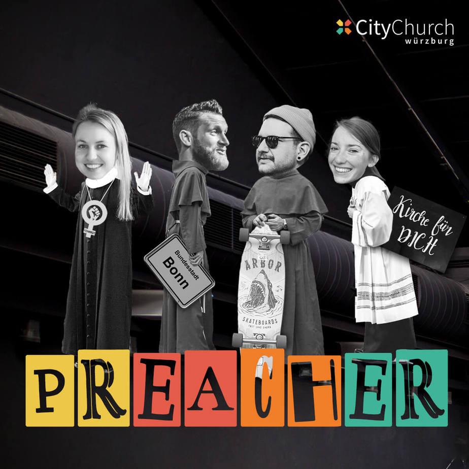 "Themenreihe ""Preacher"""
