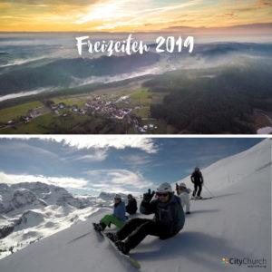 Vorab-Info: Freizeiten 2019