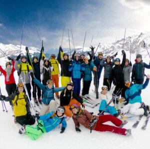 Ski- und Snowboard Freizeit / 23.-28. Feb