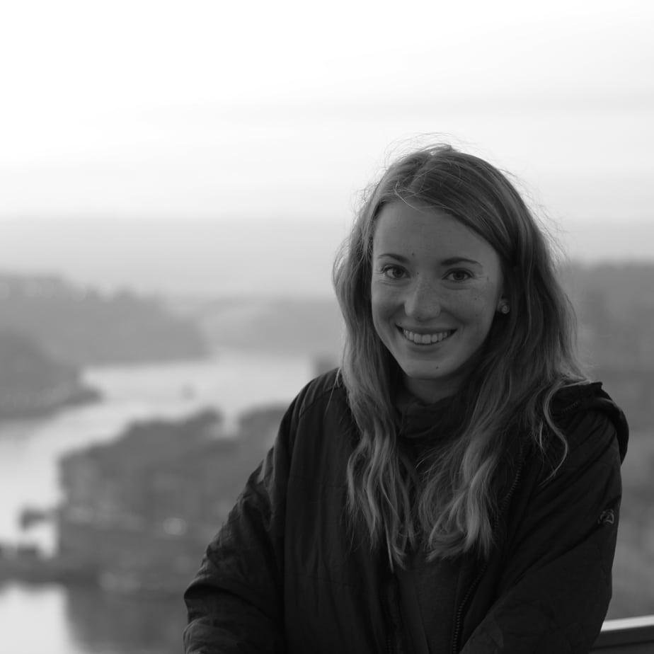 Neue Praktikantin: Anna