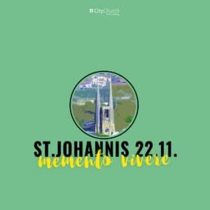 St. Johannis / 22. Nov 19:30