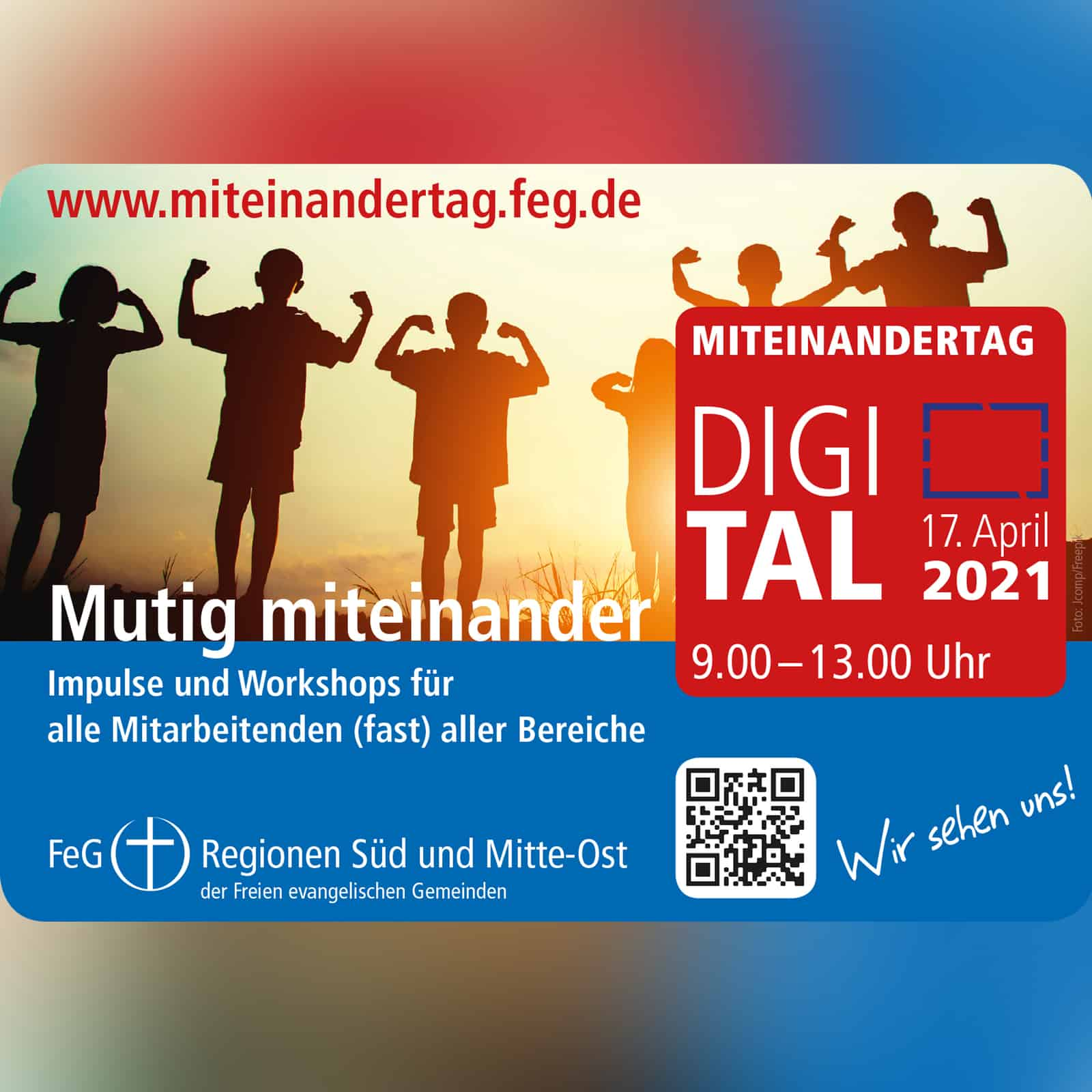 You are currently viewing Miteinandertag / 17. April