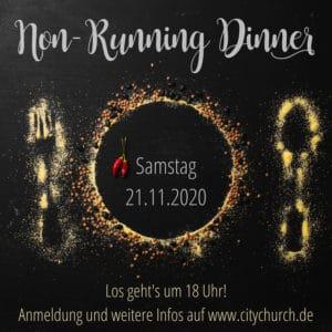 Non Running Dinner / 21. November
