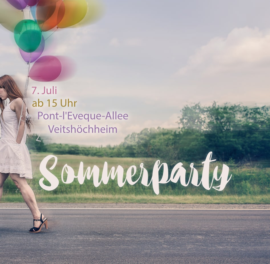 Sommerparty final
