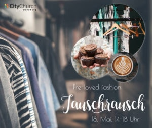 Tauschrausch – Pre-loved Fashion