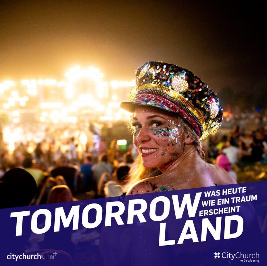 "Themenreihe ""Tomorrowland"""