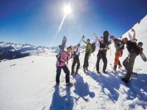 Ski- und Snowboardfreizeit 2019