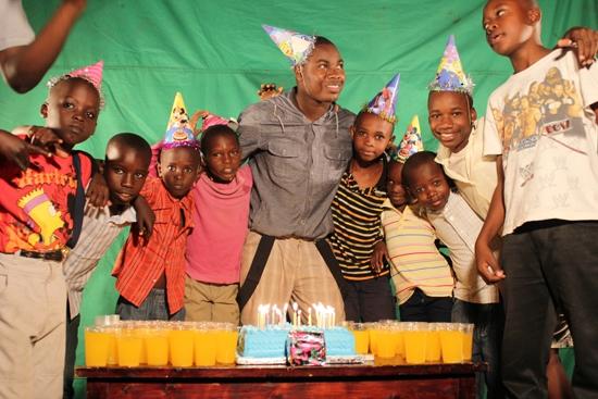 HOPE FOR HOPE Geburtstagsparty