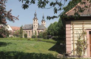 Anmeldung zur Klosterfreizeit