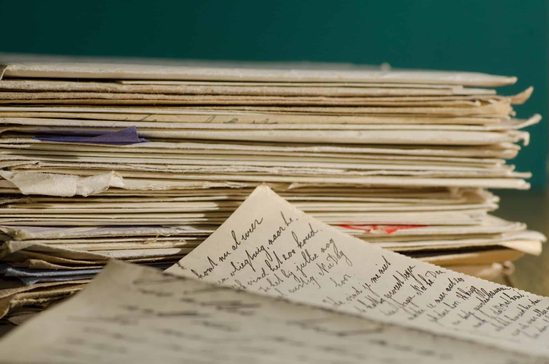Briefaktion für einsame Menschen